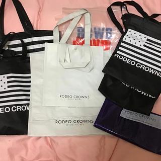 ロデオクラウンズ(RODEO CROWNS)のRODEO CROWNS  ショップバックセット(ショップ袋)
