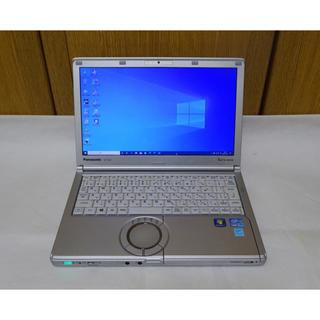 Panasonic - SSD&メモリ8G レッツノート CF-SX2 Core i5 Win10 無線