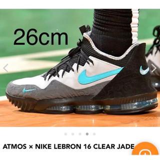 NIKE - ナイキ  アトモス × レブロン16 CLEAR JADE