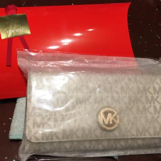 マイケルコース(Michael Kors)のマイケルコース  MICHAEL KORS 長財布 プレゼント包装付き(財布)