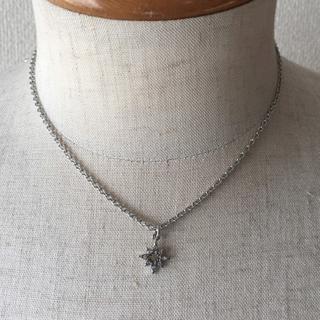 シルバー 太陽神ネックレス 40cm ロンハーマン サタデーズサーフ(ネックレス)