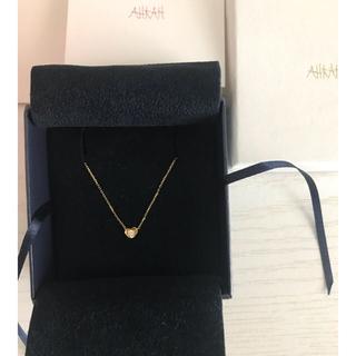 AHKAH - アーカー ペタルオブラブ K18 イエローゴールド ダイヤモンド ブレスレット