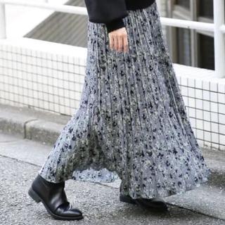 LOWRYS FARM - ローリーズファーム  ハナプリーツ スカート