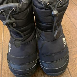 ノースフェイス キッズ ヌプシ ブーツ 19cm