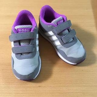 adidas - adidas 14㎝ スニーカー