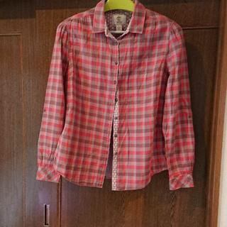 ティンバーランド(Timberland)のティンバーランド   ネルシャツ    6(Tシャツ(長袖/七分))