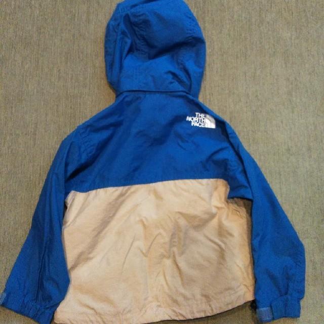 THE NORTH FACE(ザノースフェイス)のザ ノースフェイス ジャケット 90 キッズ/ベビー/マタニティのキッズ服男の子用(90cm~)(ジャケット/上着)の商品写真