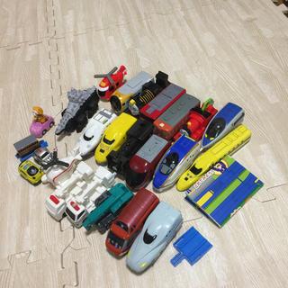 マクドナルド(マクドナルド)の車 新幹線 ハッピーセット マクドナルド マック まとめ おもちゃ(電車のおもちゃ/車)