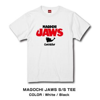 Catch&Eat【MAGOCHI JAWS Tシャツ】(その他)