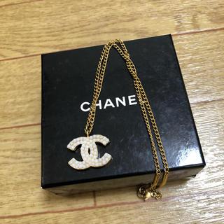 CHANEL - 正規品 CHANEL パールネックレス 最終価格