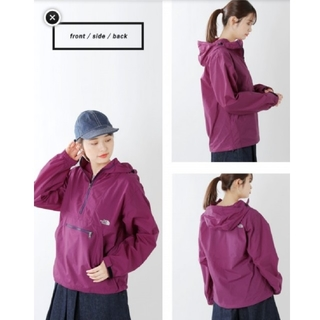 THE NORTH FACE - THE NORTH FACE*COMPACT ANORAK