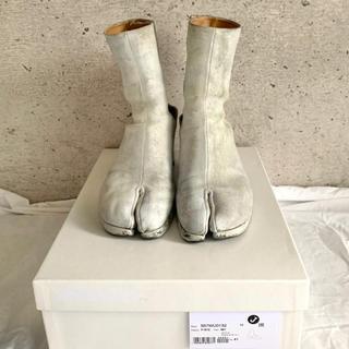 マルタンマルジェラ(Maison Martin Margiela)の値下げ可 メゾンマルジェラ  マルジェラ 足袋ブーツ タビ tabi(ブーツ)