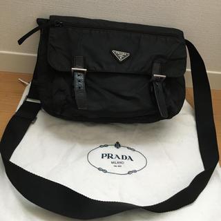 PRADA - プラダ ショルダーバッグ   ナイロン