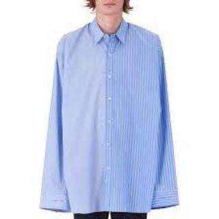 ドレスドアンドレスド(DRESSEDUNDRESSED)のDRESSEDUNDRESSED  オーバーサイズシャツ(シャツ)
