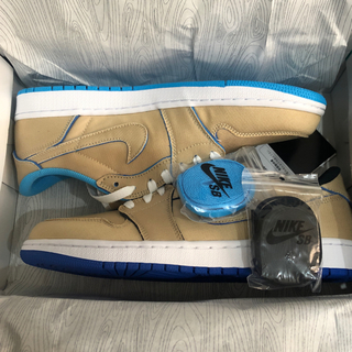 ナイキ(NIKE)の28.5cm NIKE SB AIR JORDAN 1 LOW DESERT(スニーカー)