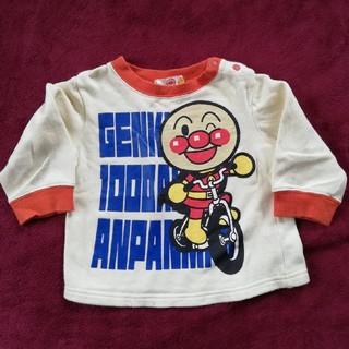 バンダイ(BANDAI)のアンパンマン☆トレーナー☆80(トレーナー)