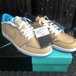 NIKE - 27.5cm NIKE SB AIR JORDAN 1 LOW DESERT