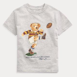 POLO RALPH LAUREN - 新品タグ付★ポロラルフローレン ラグビー ポロベア Tシャツ 120