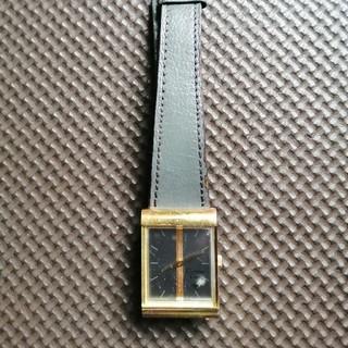 クリスチャンディオール(Christian Dior)の値下げ希少!Cristian Dior Parisアンティーク手巻き時計動作品(腕時計)