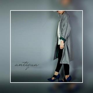 antiqua - antiqua⭐チェスターコート 完売品
