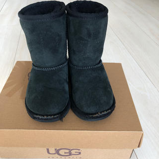 アグ(UGG)のugg kids mouton boots 15.5cm(ブーツ)