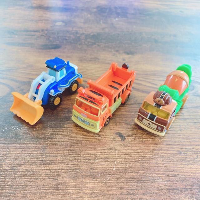 Takara Tomy(タカラトミー)のディズニートミカ まとめ売り エンタメ/ホビーのおもちゃ/ぬいぐるみ(ミニカー)の商品写真