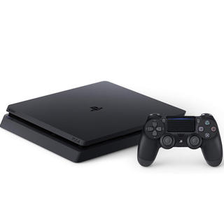 PlayStation4 - PlayStation4 ジェット・ブラック 500GB