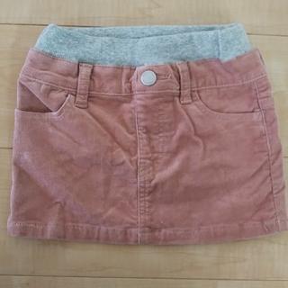 西松屋 - 女児用 コーデュロイスカート