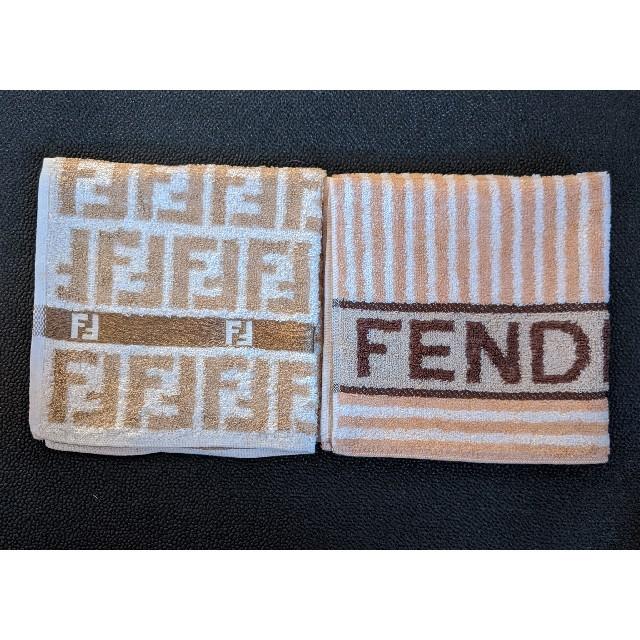 FENDI(フェンディ)のフェンディ シルクタオルハンカチセット レディースのファッション小物(ハンカチ)の商品写真