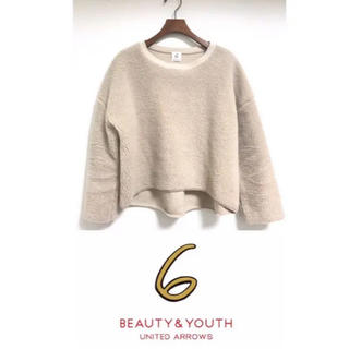 BEAUTY&YOUTH UNITED ARROWS - 6(ROKU) BEAUTY&YOUTH UNITED ARROWS ボア