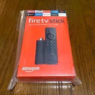 ★新品 Fire TV Stick - Alexa対応音声認識リモコン付属