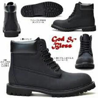 新品送料無料♪超人気☆ティンバー系ワークブーツ☆(ブーツ)