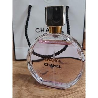 CHANEL - CHANEL chance 香水