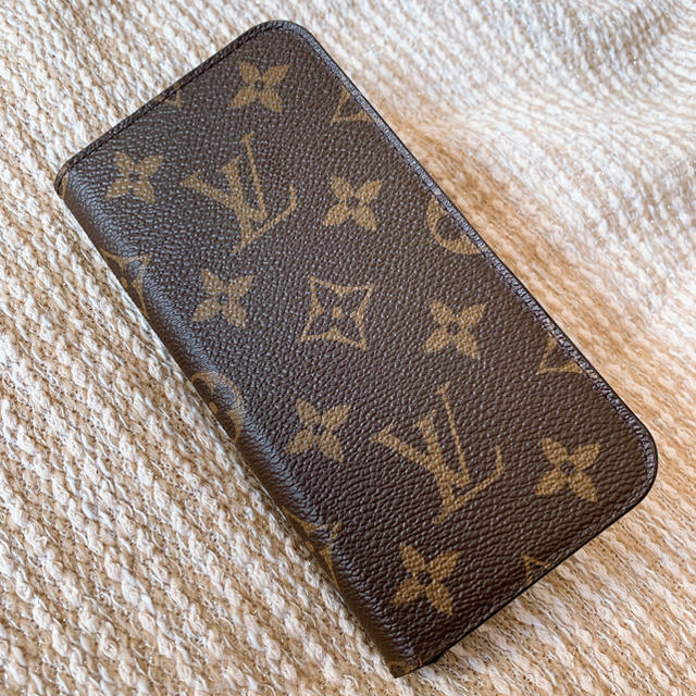 LOUIS VUITTON - ◆ 正規品 ルイ ヴィトン iPhoneX スマホカバー ケースの通販