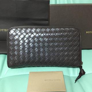 Bottega Veneta - 使用期間1年半程 格安 早い者勝ち 確実正規品 ボッテガ 長財布 財布