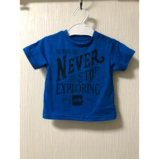 THE NORTH FACE - Tシャツ 80cm