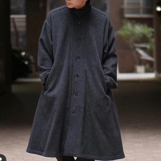 PORTER - ポータークラシック wool&gause swing coat 19aw