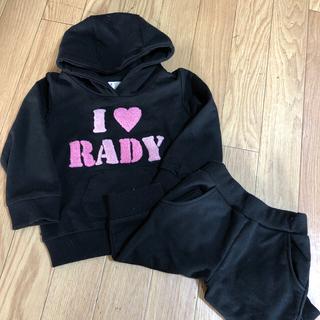 レディー(Rady)のちびrady セットアップ❤️(その他)