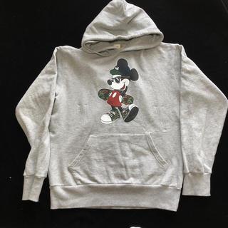 Disney - ミッキーマウス パーカー