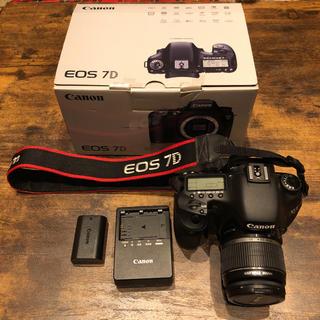 Canon - Canon EOS 7D・ボディ・レンズセット