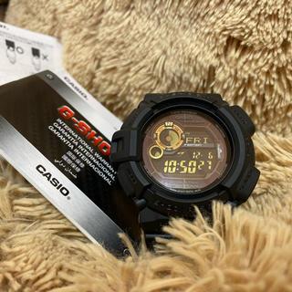 G-SHOCK - G-SHOCK MUDMAN G-9300GB タフソーラー ゴールドモデル