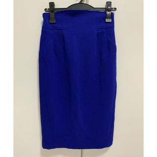 ジーナシス(JEANASIS)のひざ丈スカート(ひざ丈スカート)