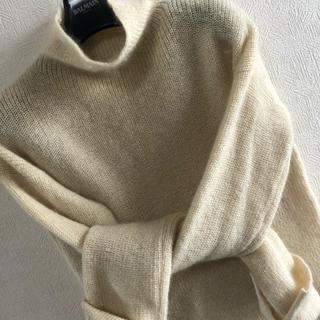 ルシェルブルー(LE CIEL BLEU)の🌟値下げ美品ルシェルブルーモヘヤ&シルクニット(ニット/セーター)