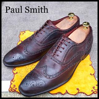 Paul Smith - 【Paul Smith】約25.5-26.0cm ビジネスシューズ 革靴 メンズ