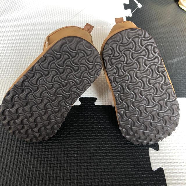babyGAP(ベビーギャップ)のbaby gapブーツ 新品未使用  キッズ/ベビー/マタニティのベビー靴/シューズ(~14cm)(ブーツ)の商品写真
