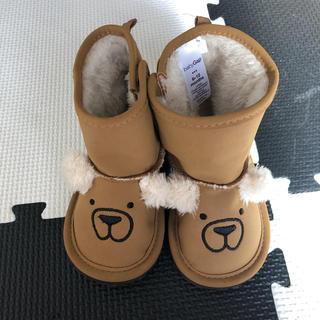 ベビーギャップ(babyGAP)のbaby gapブーツ 新品未使用(ブーツ)