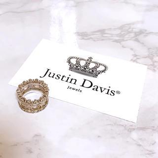 ジャスティンデイビス(Justin Davis)の⋆ Justin Davis (5)(リング(指輪))