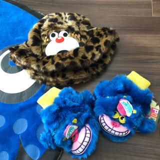ジャム(JAM)の帽子と手袋 JAM(手袋)