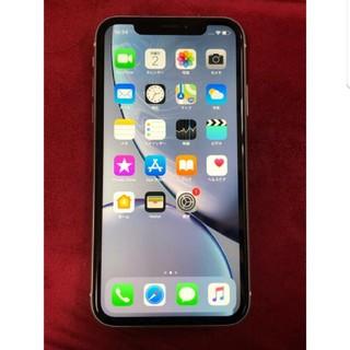 iPhone - iPhone XR 64GB au 美品