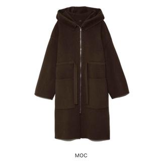 ミラオーウェン(Mila Owen)の新品未使用ミラオーウェンのコート カーキ(ロングコート)